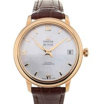 Omega De Ville 33 Automatic Co-Axial