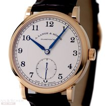 A. Lange & Söhne 1815 Ref-235-032 18k Rose Gold Box...
