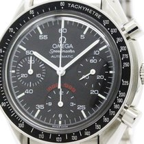 Omega Polished Omega Speedmaster Ac Milan 100th Anniversary...
