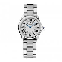Cartier Ronde Solo Quartz No Date Ladies watch W6701004