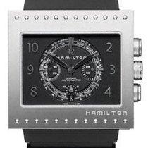 Hamilton Khaki Automatic Code Breaker - Titanium - Black Dial...