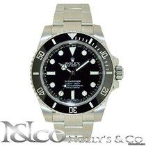 Rolex Submariner No Date - Ceramic Bezel New Style Case