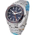 Omega Seamaster Planet Ocean GMT Automatic in Steel