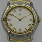 """Ebel """"Classic Sport Lady"""" 27mm. 18K gold/steel case"""
