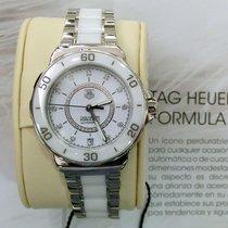 TAG Heuer Formula 1 Black Ceramic Ladies Diamonds