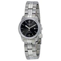 Tissot PR100 Automatic Black Dial Ladies Watch