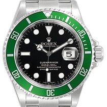 Rolex Submariner Steel 50th Anniversary watch