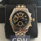 Breitling Chronomat gold/steel