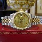Rolex Datejust Ref. 68273 Yellow Gold Stainless Steel 31mm Watch