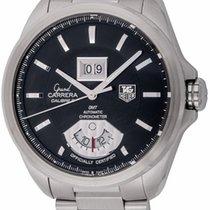 TAG Heuer - Grand Carrera GMT : WAV5111.BA0901