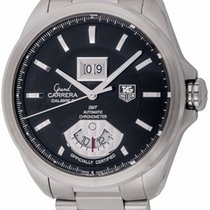 TAG Heuer - Grand Carrera GMT : WAV5111.BA0901