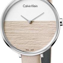 ck Calvin Klein RISE K7A231XH Damenarmbanduhr Swiss Made