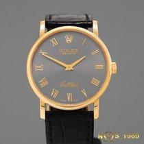 Rolex Cellini 18K Gold 5115  BOX