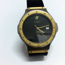 Hublot clasic gold and steel