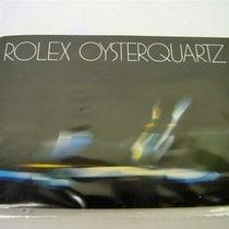 "Rolex Booklet ""OYSTERQUARTZ"" Ref. 17000"