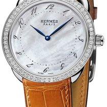 Hermès Arceau Quartz GM 38mm 040106WW00