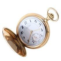 A. Lange & Söhne Men's 14K Yellow Gold Pocket Watch