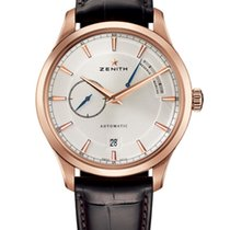 Zenith Elite Captain Power Reserve