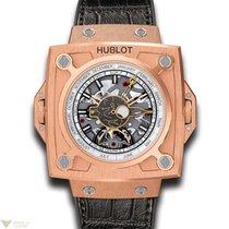 Hublot MP-08 Antikythera Sunmoon 18K King Gold Men`s Watch