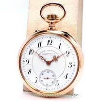 朗格 (A. Lange & Söhne) 14k Rg Pocket Watch