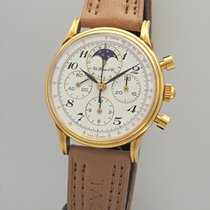 "TAG Heuer ""Ed Heuer"" 125  Chronograph Moonphase Cal.1883"
