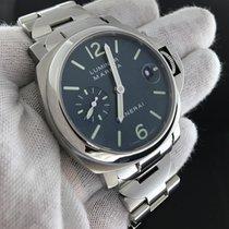 Panerai Luminor Firenze 1860 MINT Stainless Steel Watch