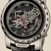 Ulysse Nardin Complications (Specialities) Freak Diavolo