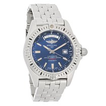 Breitling Galactic 44 Mens Swiss Automatic Watch A45320B9/C902
