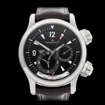 Jaeger-LeCoultre Master Compressor Greographic Stainless Steel...