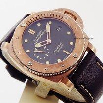 """Panerai Submersible 1950 3 Days """"Bronzo"""" PAM 382..."""