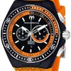 Technomarine Cruise Sport Orange Rubber Chronograph Men...
