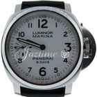 Panerai PAM 563 LUMINOR MARINA 44mm POLISHED STEEL 2015