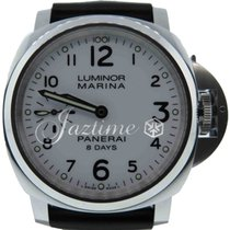 Panerai PAM 563 LUMINOR MARINA 44mm POLISHED STEEL 2016