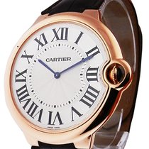 Cartier Ballon Bleu de Cartier XL in Rose Gold Extra Flat Case