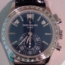 Patek Philippe Annual Calendar Chrono Platinum 5961P