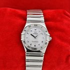 Omega Ladies Constellation My Choice SS MOP Dial