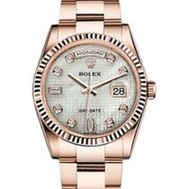 勞力士 (Rolex) Day-Date 36 118235-MOPDO White Mother of Pearl...