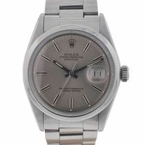 Rolex 1600 Datejust Stainless Steel Automatic Watch