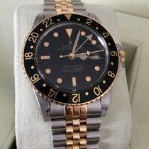 롤렉스 (Rolex) Oyster Perpetual GMT Master Jubilee Gold Steel 40...