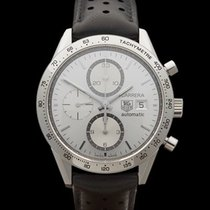 TAG Heuer Carrera Stainless Steel Gents CV2017-2 FC6233