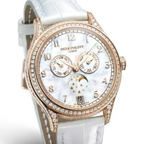 Patek Philippe Complications Ladies Annual Calendar Rose Gold...