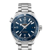 Omega Planet Ocean 39,5mm 600 M Omega Co-Axial  inkl Mwst