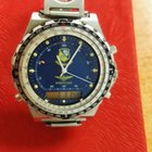 Breitling navitimer jupiter pilot blue angels limited edition ...