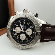 Breitling Super Avenger Chronograph Steel 48 mm (Full Set)