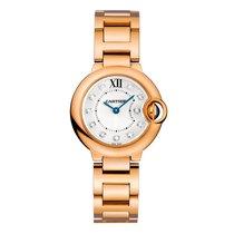 Cartier Ballon Bleu Automatic Ladies Watch Ref WJBB0016