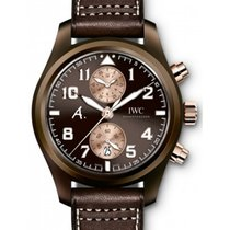 IWC Schaffhausen IW388006 Pilot's Watch Chronograph Edition...