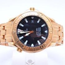 Omega Seamaster Divers 300 Rose Gold