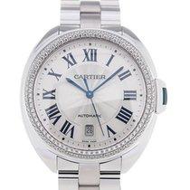 Cartier Cle De 40 Automatic Gemstone