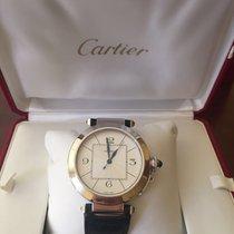 Cartier Pasha oro Bianco