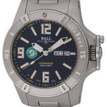 Ball - Engineer Hydrocarbon Spacemaster Binnie : DM2036A-S4CAJ-BK